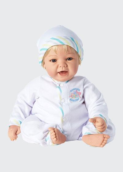 Sweet Baby Blue Eyes Doll  19