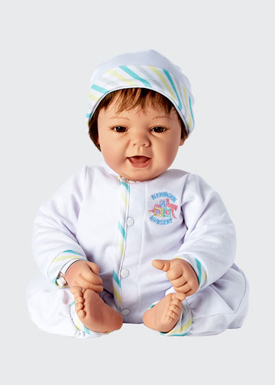 Sweet Baby Brown Eyes Doll  19