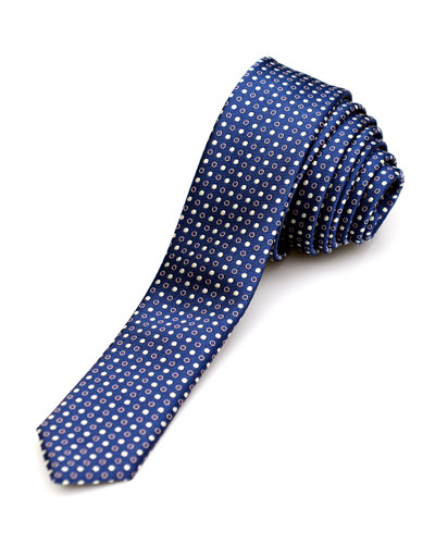 Boys' Dot Twill Tie