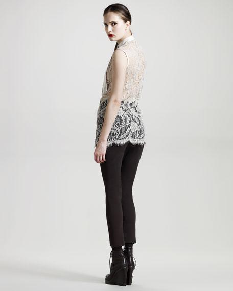 Front-Panel Pants
