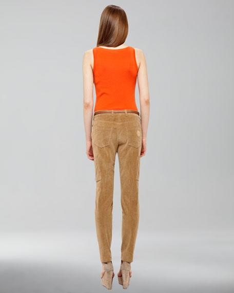 Velvet Cargo Pants