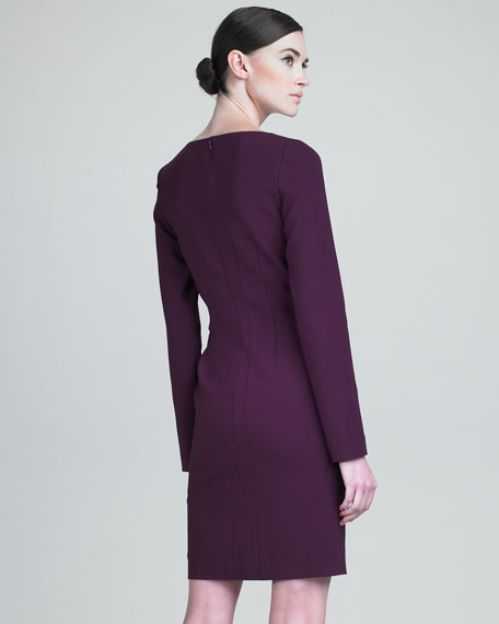 Long-Sleeve Dress