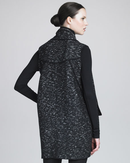 Urban Tweed Vest