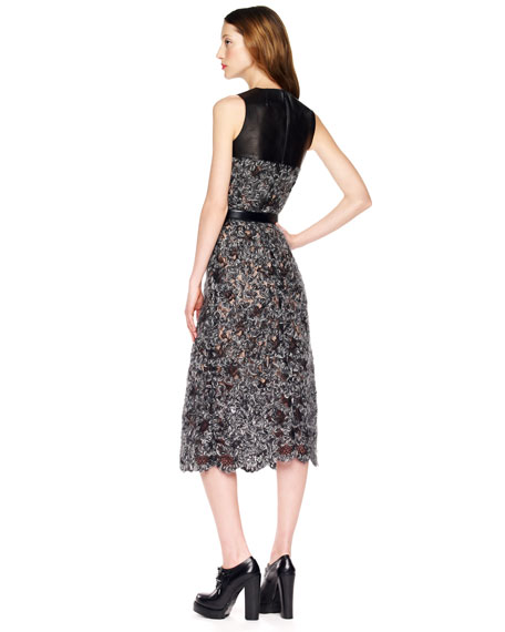 Mohair Lace Dress