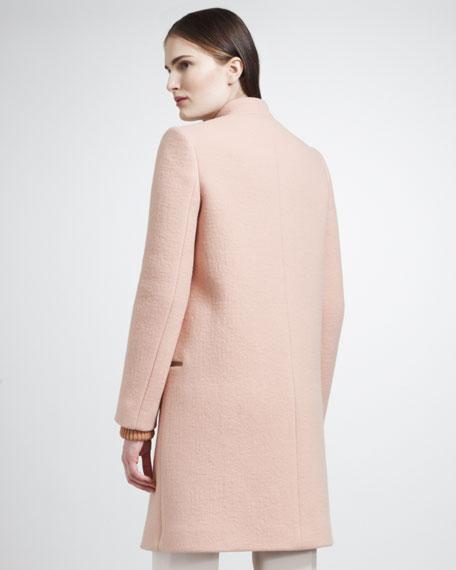 Wool Angora Coat