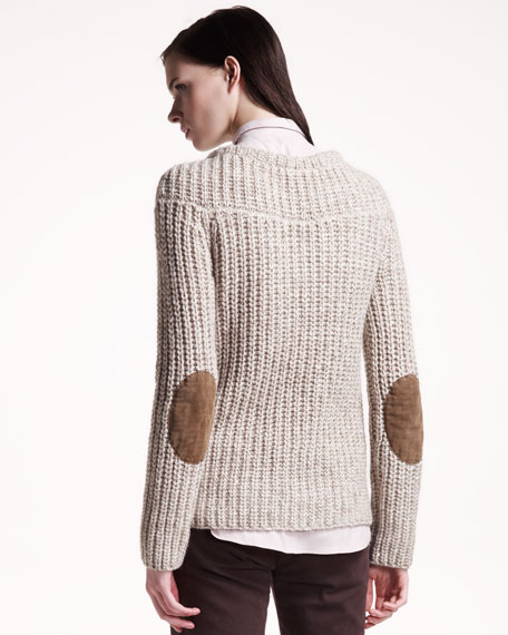 English-Rib Sweater