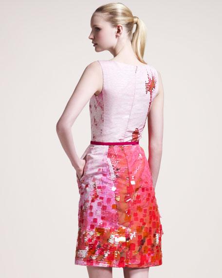 BG 111th Anniversary Faille Dress