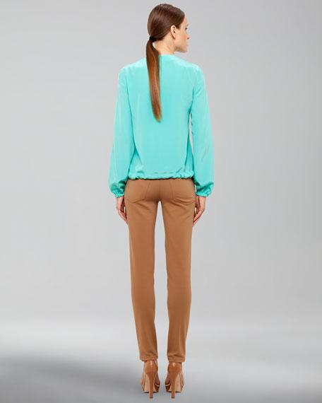 Five-Pocket Skinny Jeans