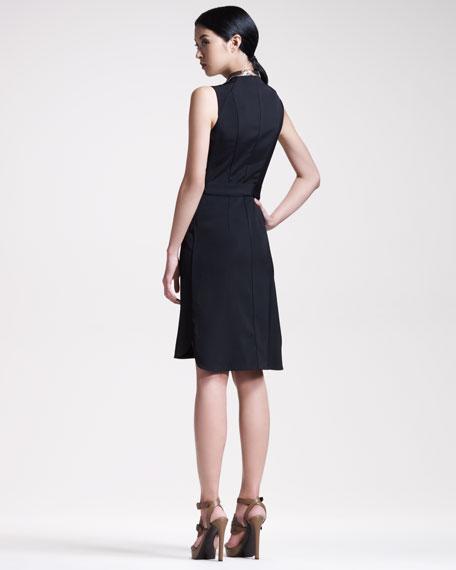 Python-Front Dress