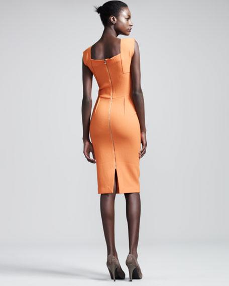 Watson Crepe Dress