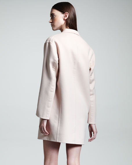 Cashmere Norfolk Coat
