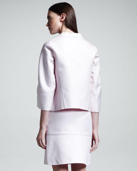 Gabardine Skirt