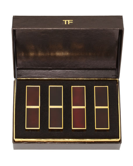 4 Piece Lip Color Boxed Gift Set