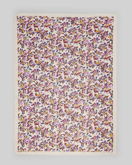 Sherwood Floral-Print Scarf