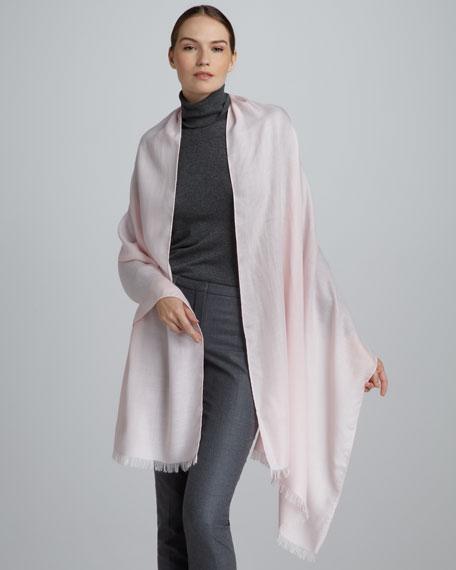 Leggera Unita Stole, Light Pink