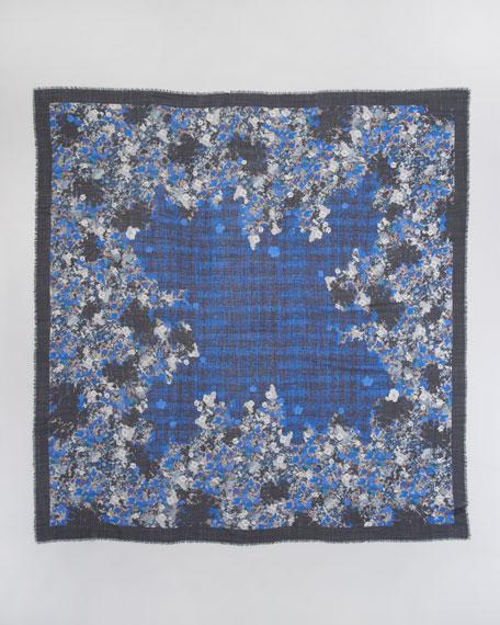 Pelham Crescent Wool Scarf