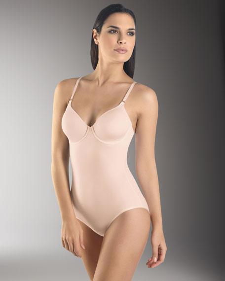 Smooth Touch Underwire Bodysuit