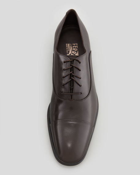 Fantino Lace-Up Shoe, Tmoro