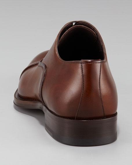 Leather Cap-Toe Oxford