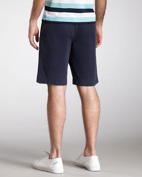 Classic Bermuda Shorts, Navy