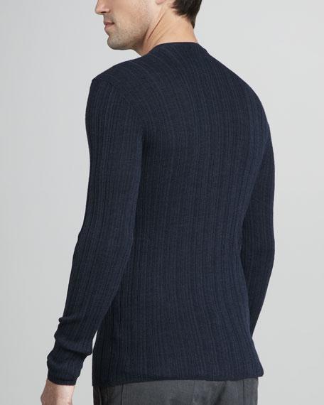 Ribbed Merino Sweater
