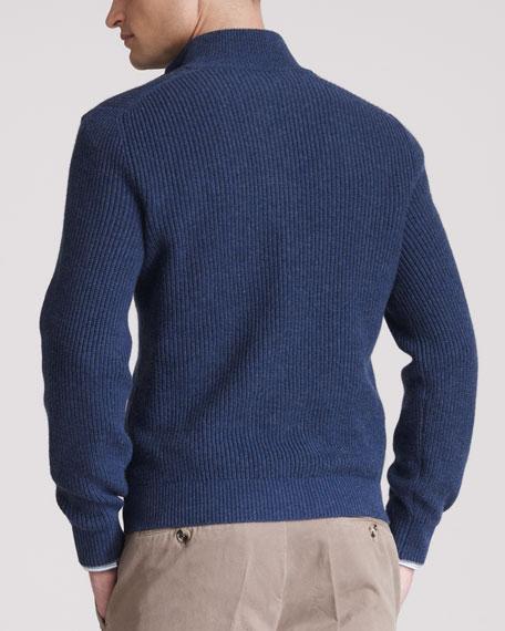 Henley Sweater, Zaffiro