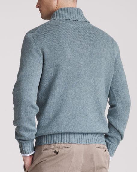 Shawl-Collar Sweater, Auoro