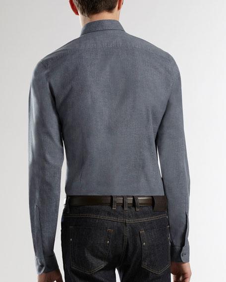 Slim Selvedge Shirt