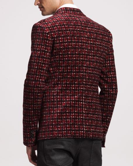 Tokyo Velvet Tuxedo Jacket