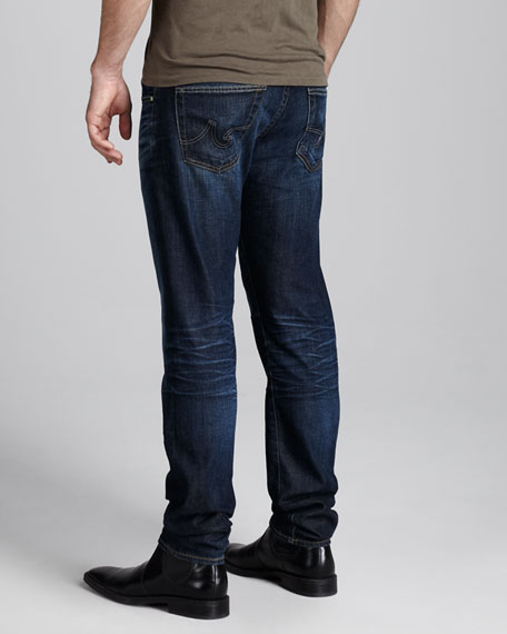 Dean 8 Years Smooth Jeans