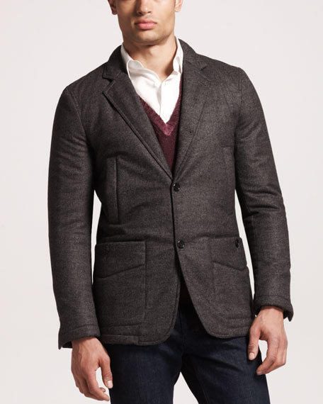 Padded Sport Coat