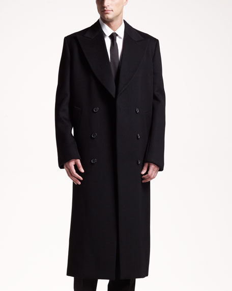Long Double-Face Coat