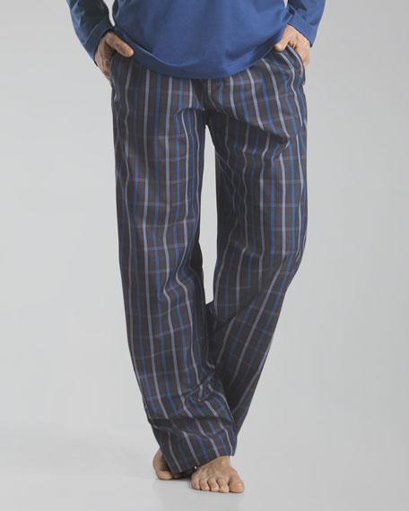 Camden Plaid Woven Pajama Pants