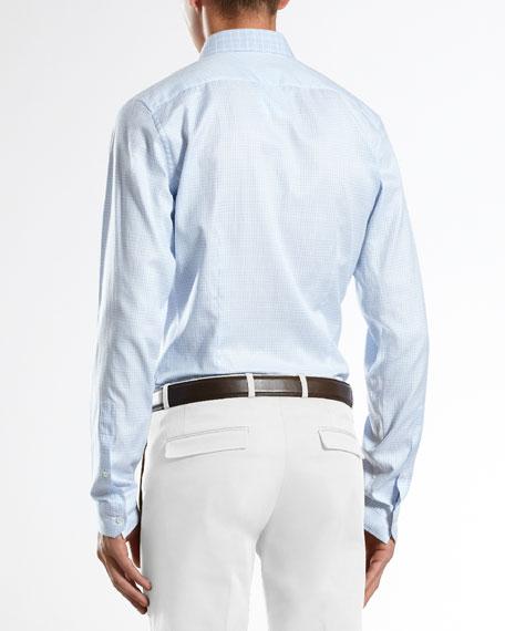 Check Slim Shirt