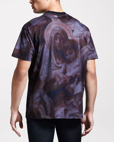 Columbian-Fit Gangster Madonna Tee