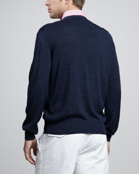 Hopkins Silk Sweater