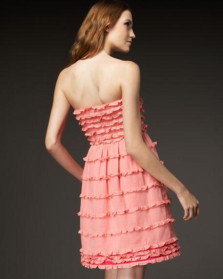 Dea Strapless Dress