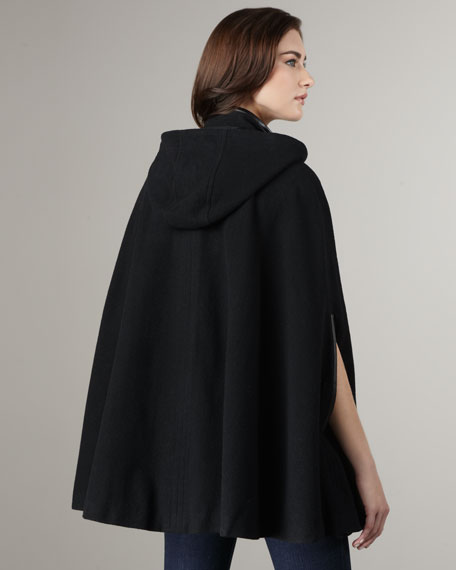 Tyra Toggle Cape