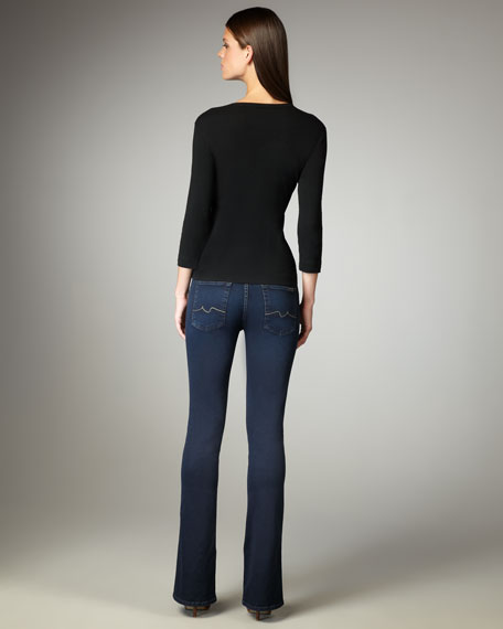 Kaylie Rosalie Ann Gummy Jeans