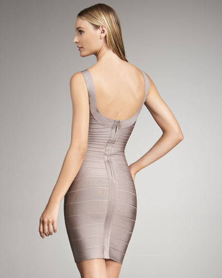 BASIC BANDAGE DRESS