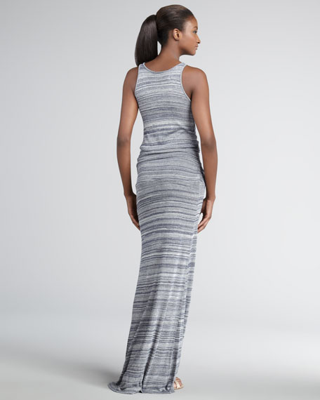 Wilcox Fitted Maxi Dress