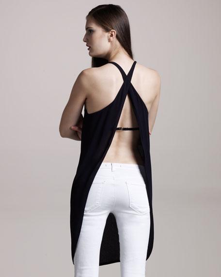 Tabea Open-Back Top
