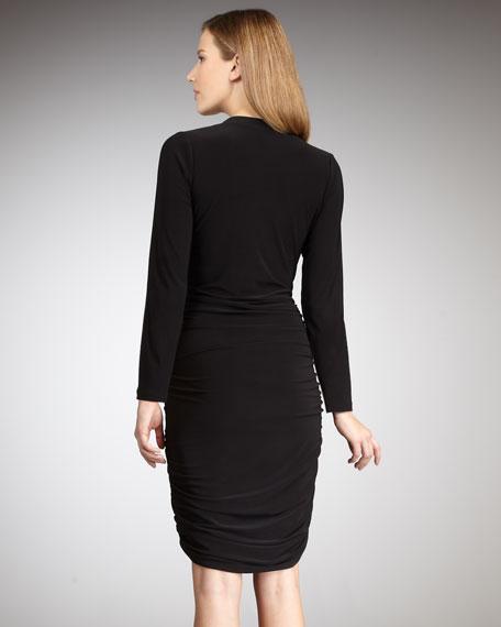 Patty Ruched Dress