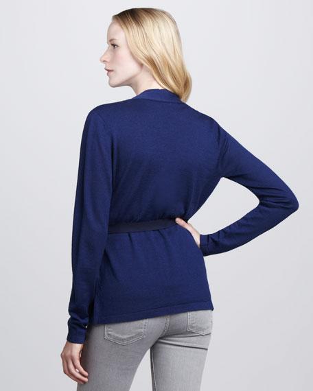 Felicity Tie-Waist Sweater