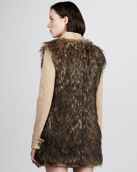 Marianna Faux-Fur Jacket