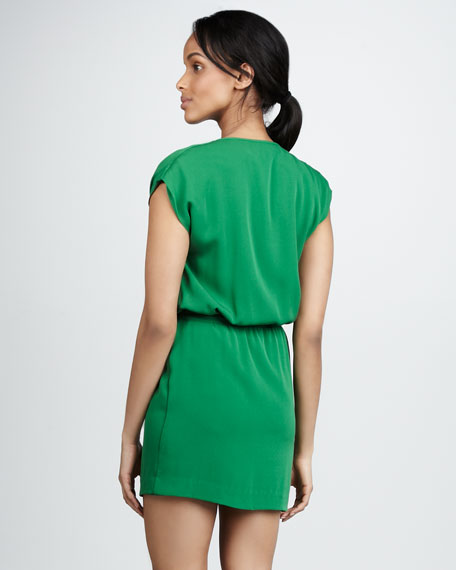 Reara Blouson Dress
