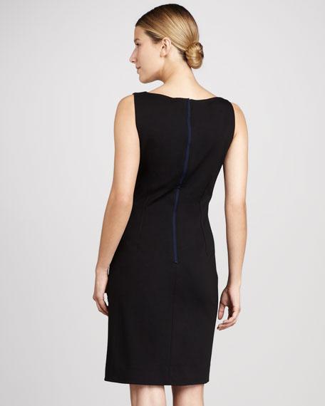 Olympia B&W Dress