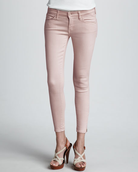 Looker Cropped Skinny Jeans