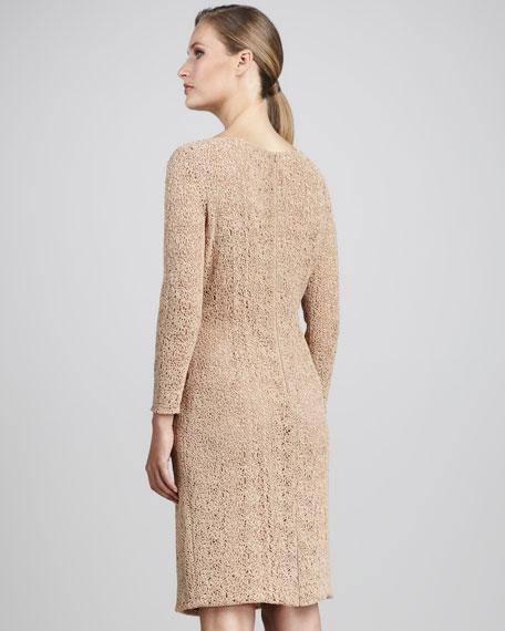 Crochet Cocktail Dress