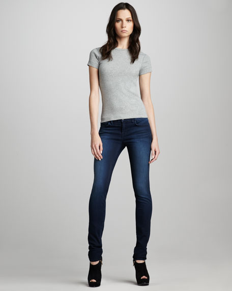 910 Avalon Low-Rise Skinny Jeans